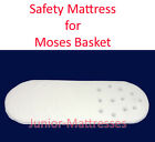 Moses Basket Pram Oval Mattress 65 66 67 74 75 76