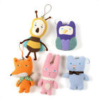 ROMANE Hellogeeks Soft Toy Phone Strap