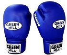 Greenhill boxing glove marco leather bag pad heavy punches fight sparring12 Oz