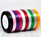 "25 Yard Roll Satin Ribbon - 1/2"" / 12mm wide"