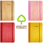 HIMORI JOURNAL DIARY SCHEDULER_CPLAY_WOODY FAM. PLANNER