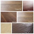 Real Wood Look Texture Co ordinated and Raised Laminate Flooring Has to Be Seen