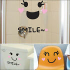 LOVELY SMILE Wall Decor Art Vinyl Sticker Decal VG-013