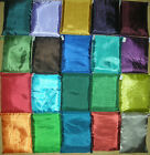 DOUBLE TRAVEL VIETNAMESE SILK SLEEPING BAG LINER sheet 20 COLOURS TO CHOOSE FROM