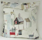 BRAND NEW NAUTICAL THEMED SEA SIDE BOAT CUSHION COVERS ST IVES HOUSES BOATS