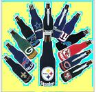 NFL BOTTLE KOOZIE NEW WITH TAG YOU ARE BUYING ONE   ON SALE