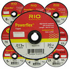 Rio Powerflex Tippet 30yd Copolymer Tippet & Fly Leader Material Fishing Line
