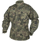HELIKON ARMY TACTICAL JACKET CPU COMBAT MENS SHIRT AIRSOFT POLISH WOODLAND CAMO