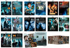 "Harry Potter Movie Collectible 6.5""x5"" Film Cell Card - Choose Movie - NIP"