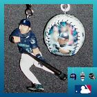 MLB SEATTLE MARINERS ICHIRO SUZUKI FIGURE & PHOTO LOGO BASEBALL CEILING FAN PULL on Ebay