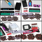 PRO Electric Nail ART Drill Pen File 36 6 Bits Sanding Bands Acrylic Manicure