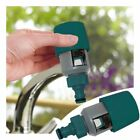 GARDEN KITCHEN TAP HOSE FITTING CONNECTOR SNAP ACTION MULTI PURPOSE RUBBER MIXER