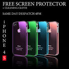 NEW STYLISH ULTRA THIN CRYSTAL CLEAR SERIES CASE COVER FOR APPLE iPHONE 4 4S