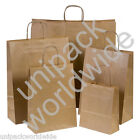 Paper Gift Party Carrier Bags with Twisted Handles *Choose own Size & Quantity*