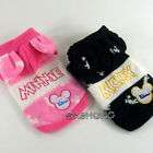 Dog&Cat Clothes Minnie & Mickey Thick Hoodie Jackets_D303