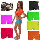 Neon TUTU Shorts GIRLS 80'S FANCY DRESS
