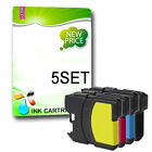 20 NON-OEM Ink Cartridges REPLACE For LC900 LC985 LC1000 LC1100 LC1240 LC1280