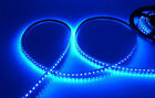 Aquarium 440 nm Actinic BLUE Moon Light LED Strip 100 Lumens/Ft Salt Water Reef