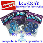 Shorty's Low-Doh Upgrade Bushings for Lo Trucks