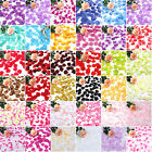 Luxury quality wedding flower table confetti silk rose petal petals