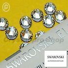 GENUINE Swarovski ( NON hotfix ) rhinestone Gems Nail Art Crystal Clear FLATBACK on Rummage
