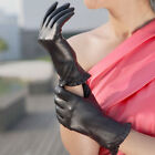 Nice ladies real nappa Leather Gloves for winter L001NC