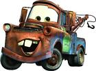 Choose Size MATER CARS Decal Removable WALL STICKER Art Decor Mural Disney Movie
