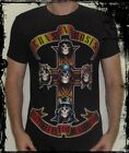 **Guns N Roses T-Shirt** Retro Rock Unisex **Size S M L XL XXL**