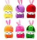 Cute Fruit Rabbit Doll Pillow Plush Toys Gift