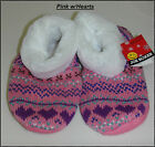 Women's Non-Skid Knit Slippers