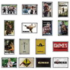THE WALKING DEAD PLASTIC FRIDGE MAGNET ACRYLIC TOOL BOX 16 DESIGNS DIXON GIFT