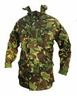 WINDPROOF WOODLAND DPM SMOCK BRITISH ARMY JACKET/SMOCK