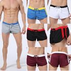 1 PC Athletic Man Men Sexy Boxer Brief Shorts Underwear Fit Size M L XL 27-35 In