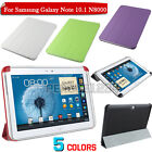 Ultra Slim Leather Case Cover Fits For Samsung Galaxy Note 10.1 N8000 / N8010