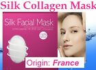 Luxury Silk Collagen Face Masks Strongest Anti Ageing Wrinkles Lines Skin Care