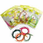 Veniard Fly Tying Goose Biot Strips - Choose Colour for Trout & Salmon Flies