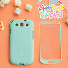 HAPPYMORI KOREA GENUINE Case Cover for Galaxy S3 - Sherbet Topping (Case Only)