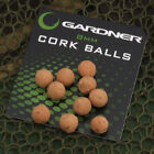 Gardner Tackle Cork Balls & Sticks 8 10 12 14 16mm Available Carp Coarse Fishing