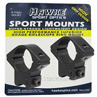 "Hawke Sport Rifle Scope Mounts 1"" 2pce - Choose Height - Air Gun"