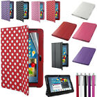 PU Leather Smart Case Cover Stand for Samsung Galaxy Tab2 10.1 P5100/P5110