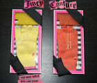 $78 Juicy Couture Texting Glove & iPhone 4/4s GIFT SET Glitter  PINK / YELLOW