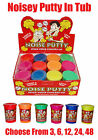 Farting PUTTY TUB Party Loot Goodie Bag Filler Favour Silly Joke Prank Whoopee