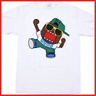 Domo Kun T Shirts Domo Can Dance Tee -Licensed Adult Tee Size (S to XXL)