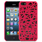 Iphone 5 Hollow Bird Nest Hard Phone Case Cover - For Apple iPhone 5 iPhone5 5th