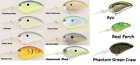 SPRO Little John Baby DD Crankbait - Assorted Colors