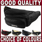 Gents Ladies Bum bag waist bag fanny pack belly bag travel money belt 5 colours