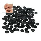 200 Self-Adhesive Dot Round Magnets Craft School Supplies  3mm X 1/2 inch