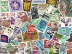 BULK MIX 1,000+ WORLD STAMPS OFF PAPER inc - FREE POST IN OZ: $17