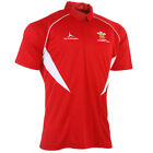 Wales Six Nations Champions 2013 Welsh Rugby Polo Shirt  Asstd Sizes Y-XXXL