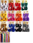 """Noodle Roonie Jumbo Chenille Craft Wire 1.25""""X6.5' or Craft Stems (6) 12""""x1.25"""""""